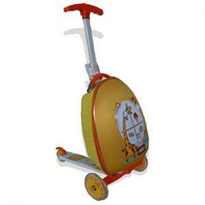 Bambini propositivo di Deposito Scooter