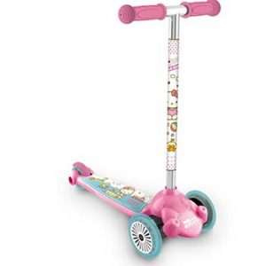 Mondo 18730 - Twist & Roll Hello Kitty, Monopattino 3 Ruote